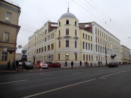 Дом Болконского, Воздвиженка, 9 - СТАЛО