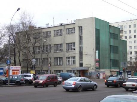 Фабрика-кухня на Красной Пресне (1927)
