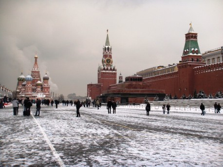 Панорама Красной площади