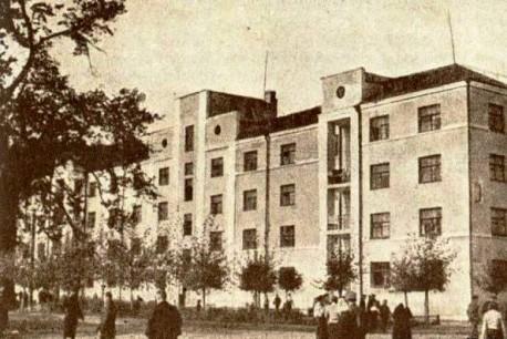 Дом Стройбюро Болшевской трудовой коммуны (1928-1930 гг.)