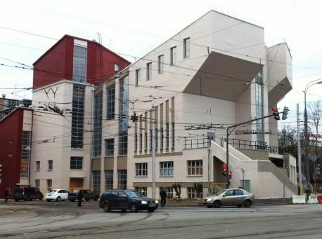 ДК Русакова - после реставрации