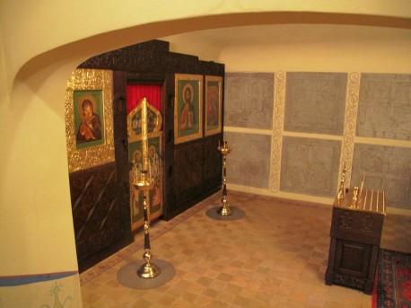 Крипта Марфо-Мариинской обители
