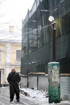 Обитатели дома 42, стр. 2 на Новокузнецкой