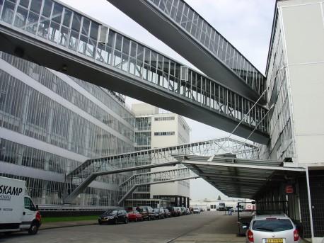 Ван Нелле, Роттердам. Успешная конверсия индустриального комплекса