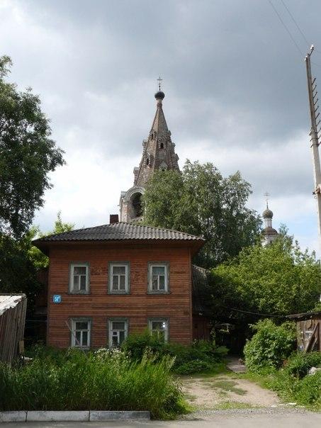 вологодский дворик