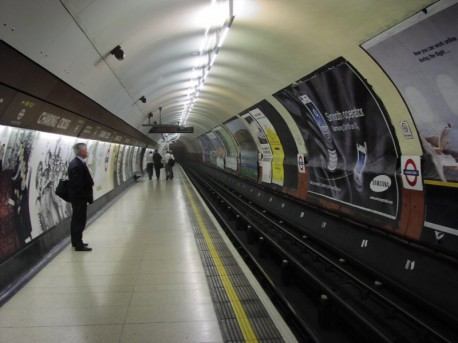 Душкина_01_London_Underground_Charing_Cross_station