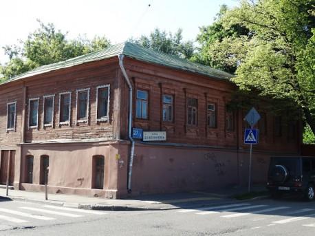 Буженинова улица, д. 27