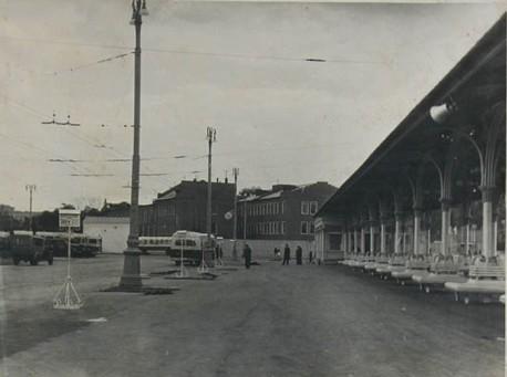 Лужники-Южные 1956 - 59 - 1