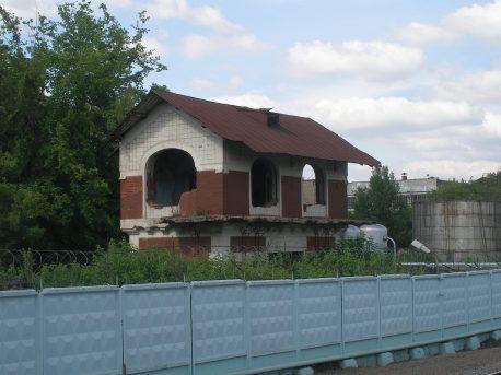 Пост Кожухово 2009