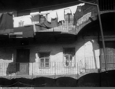 Кадр из фильма Дом на Трубной