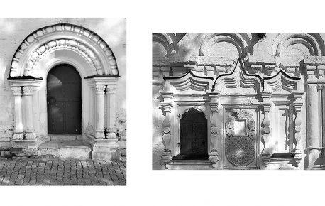 tserkov-rozhdestva-presvyatoy-bogoroditsyi-v-poyarkovo-okna-chetverika-foto-2010-h-godov