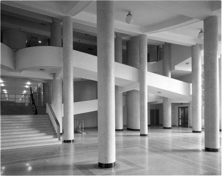 Интерьеры дома Центросоюза