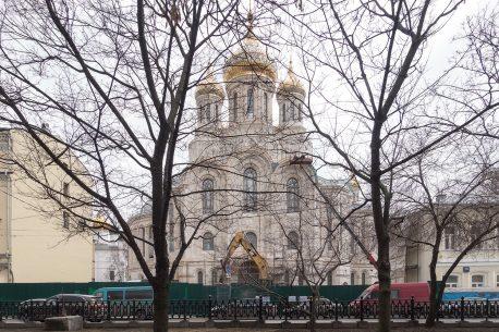 Храм Новомучеников и исповедников Российских на Лубянке