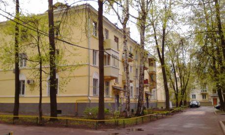 Городок Института пути, Вересковая, 12, к. 1