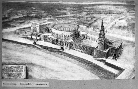 Проект Дворца советов (1931)