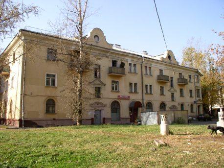 10-я Парковая, 3, 1949, снесен 2006