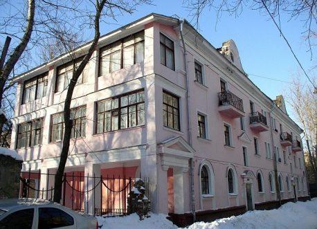 10-я Парковая, 7, 1949, снесен в 2006
