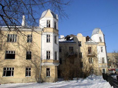 Первомайская ул., 12, 1949, снесен в 2005