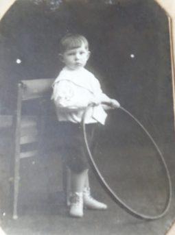 Николай Николаевич Загрязкин-младший в кадашёвском доме
