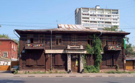 ул. Верхняя Масловка, 18. Фото 2010 г.