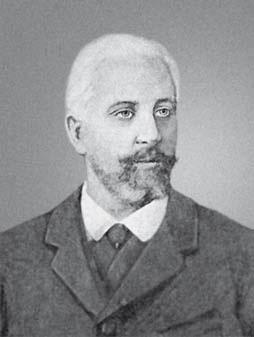 Н.П. Малютин (1852-1907), конно-заводчик, граждан-ский супруг А.А. Гильбих до 1906 г.