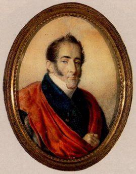 Петр Федорович Балк-Полев