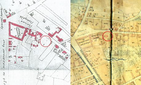 Планы 1813-1817