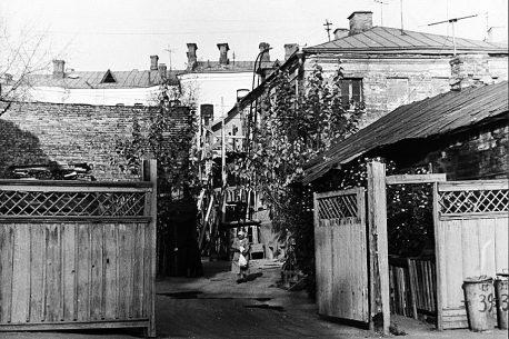 Дом Киреевского на Остоженке. Фото: Pirogov/PastVu