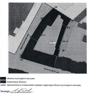 Состав и территория памятника: предложение А.Л. Баталова