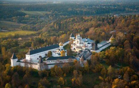 Саввино-Сторожевский монастырь. Фото ВООПИиК