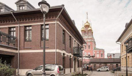 ЖК «Меценат», архитектурная мастерская «Студия Уткина»