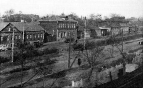 Б. Черкизовская ул., 1950-е Wikimapia. Загрузил Seversky