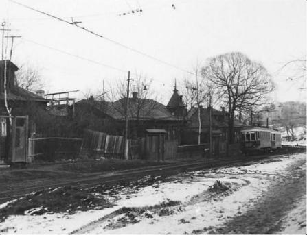 Халтуринский проезд, бывшая Гоголевская улица. Wikimapia. Загрузил Seversky