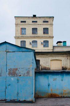 Старый корпус Измайловской мануфактуры. Фото автора