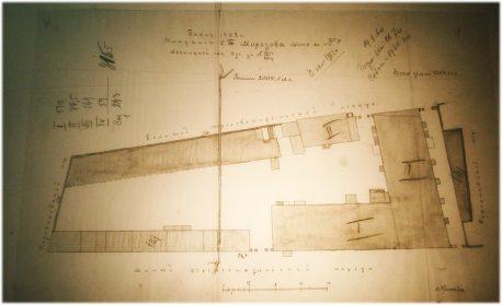 «Секретный» план владения 1902 г. из архива