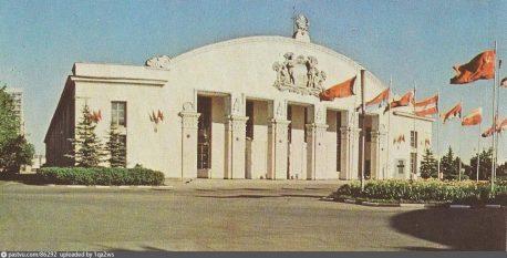 Бассейн ЦСКА. 1973 год. Фото с сайта «Паствью»